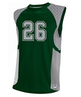 Sublimated Dri-Power Sleeveless Top