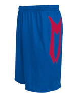 Sublimated Performance Short