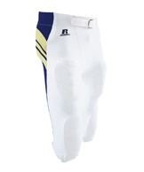 F46 Adult Special Order Paneled Game Pant with Side Inserts and Piping