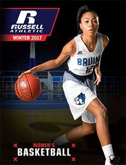 Russell Athletic Women's Baketball Winter 2017